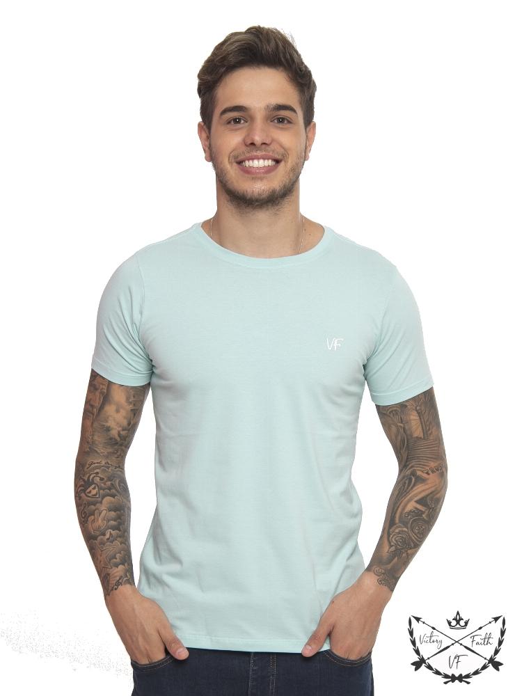 Camiseta Masculina VF Ciano